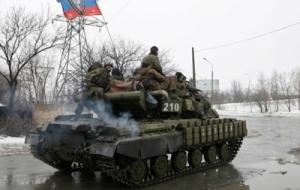ЛНР и ДНР хотят создать общий фронт - Захарченко
