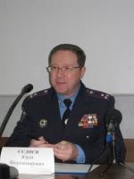 Главный милиционер области отчитался за первые 100 дней в должности. Журналистов-расследователей при этом пригласить для общения