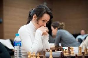 Украинка Екатерина Лагно перешла в шахматную федерацию России