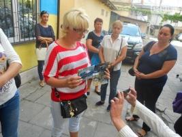 Родители участников АТО из Одессы бьют тревогу - у бойцов нет медикаментов и боеприпасов