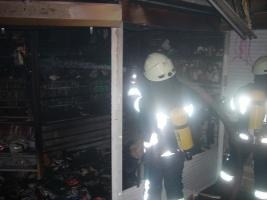 Стали известны подробности пожара в херсонском подземном переходе