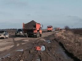 В Николаевской области начался ремонт трассы «Николаев-Кировоград»