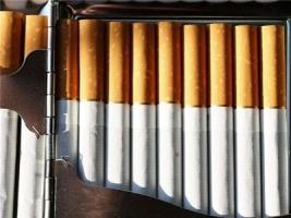 У николаевца изьяли нелегальные табачные изделия на сумму около 20 тыс. грн.
