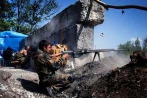 На Донбассе боевики 25 раз обстреляли позиции ВСУ