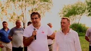 Порошенко уволил скандального председателя Овидиопольской РГА