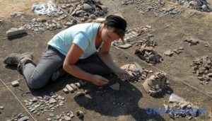 В Николаеве археологи нашли сооружение античного периода
