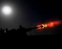 Ночью боевики четыре часа обстреливали Марьинку