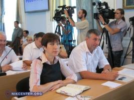 Депутаты горсовета
