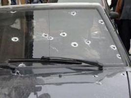 В Кривом Роге обстреляли легковушку - есть пострадавшие