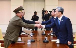 КНДР и Северная Корея приостановили переговоры