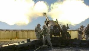 Россия перебрасывает реактивную артиллерию к границе Украины
