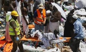 Во время давки в Мекке погибли 453 человека, 719 - ранены.