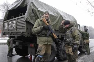 В Углегорске идут ожесточенные бои – боевикам перебрасывают подкрепление