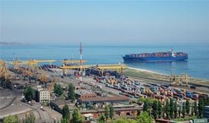 Нового начальника Ильичевского порта не пускают на рабочее место