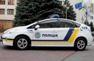 В Запорожской области во время погони за преступниками полицейский получил ранения