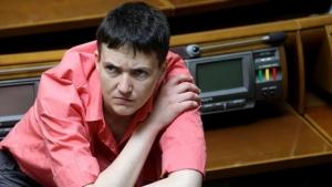 Савченко ответила на обвинения в контактах с Захарченко и Плотницким