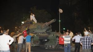 Попытка военного переворота в Турции: 90 погибших, 1154  пострадавших