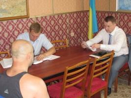 Прокурор Николаевской области Владимир Комашко провел личный прием заключенных в СИЗО