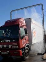 Из-за вспышки африканской чумы транспорт из Новой Одессы будут дезинфицировать