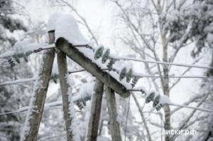 На Николаевщине 5 населенных пунктов остаются без электричества