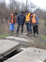 На «Николаевводоканале» произошла самая крупная авария за последние годы