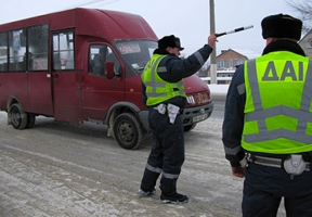 В Херсоне «отлавливают» перевозчиков-нарушителей