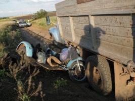 На Николаевщине в ДТП погиб мотоциклист