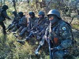 Нацгвардия начала вывод полка «Азов» из Мариуполя