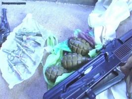 На Николаевщине мужчина хранил оружие и наркотики в гробу