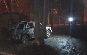 Ночью в Харькове прогремел очередной взрыв