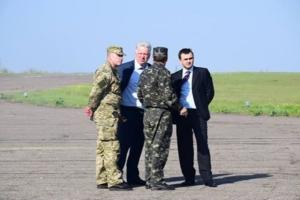 Мериков предложил использовать николаевский аэропорт в военных целях