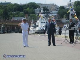 Командующим ВМС Украины стал военный, побывавший в плену российских боевиков