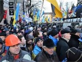 Милиция объявила, что задержанные ею активисты являются главными зачинщиками беспорядков