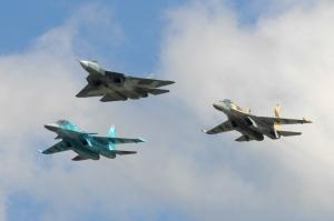 Российская авиация разбомбила штаб сирийской умеренной оппозиции