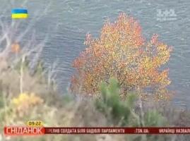 На Тернопольщине есть уникальное поселение-полуостров