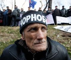 Одесские власти отменили льготы для чернобыльцев