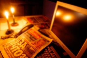 В Херсоне начались веерные отключения электроэнергии