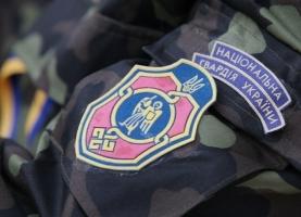 Нацгвардия задержала помощника террориста по кличке