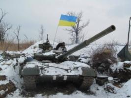 Штаб АТО: 44 раза пророссийские наемники открывали огонь по украинским позициям