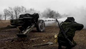 Боевики снова активизировались вблизи Марьинки