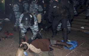 В ГПУ заявили, что решение о разгоне Евромайдана принял лично Янукович