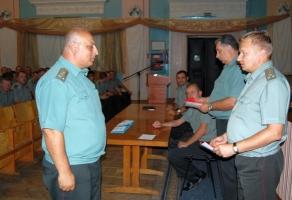 Военкомы со всей Украины учились в Николаеве работать в условиях реформирования ВСУ