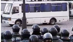 Революция из Киева перебрасывается в регионы: