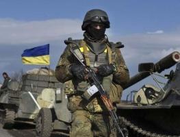 В зоне проведения АТО на востоке Украины не прекращаются обстрелы позиций ВСУ