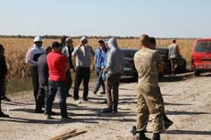 Полиция усилила меры безопасности в Чаусово-2 и выясняет причины ежегодных земельных конфликтов в этом районе
