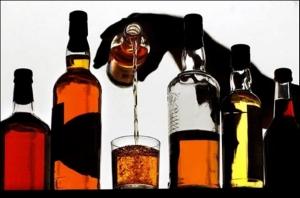 В очаковском баре за незаконную реализацию изъяли алкоголь на сумму 4,6 тыс. гривен