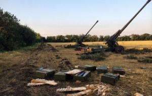 В зоне АТО в результате обстрела боевиками Первомайского погиб местный житель