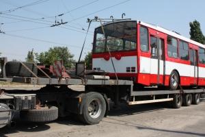 Чешские троллейбусы в Николаеве закупили в два раза дороже, чем в Тернополе