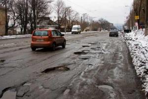 Главный дорожник Херсона рассказал, почему в городе такие плохие дороги