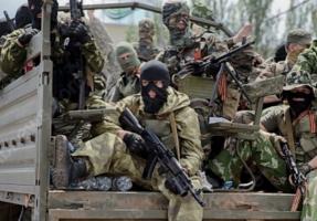 За сутки боевики 39 раз обстреляли украинских военных